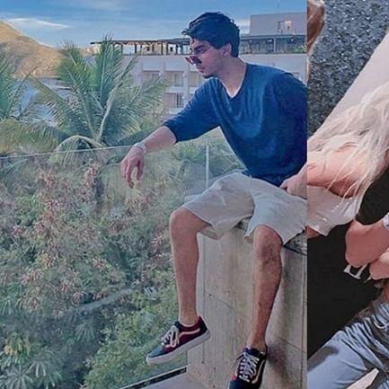 'Corona who?': Shah Rukh Khan's son Aryan enjoys vacay with friends at Cabo San Lucas, see pics