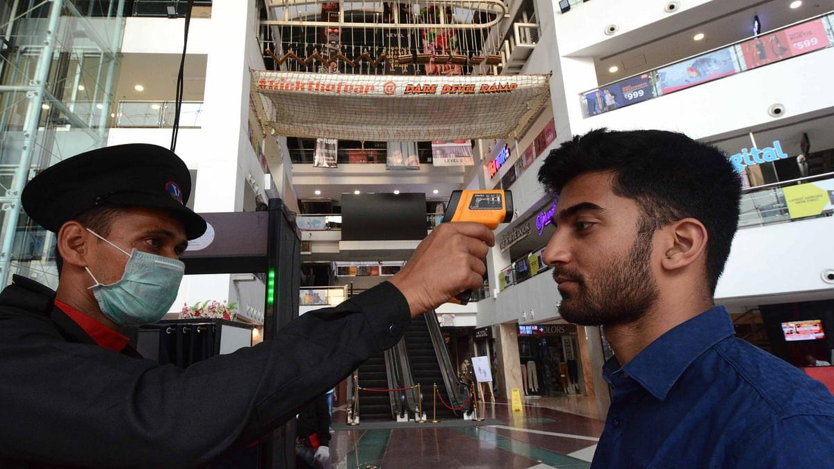Indore: Malls mauled in corona times