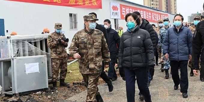 Latest Coronavirus Update: Wuhan residents cry 'fake' work