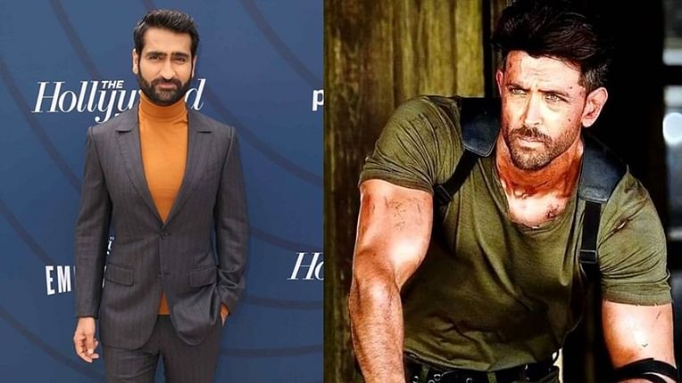 Kumail Nanjiani says he wanted to look like Hrithik Roshan in 'The Eternals'