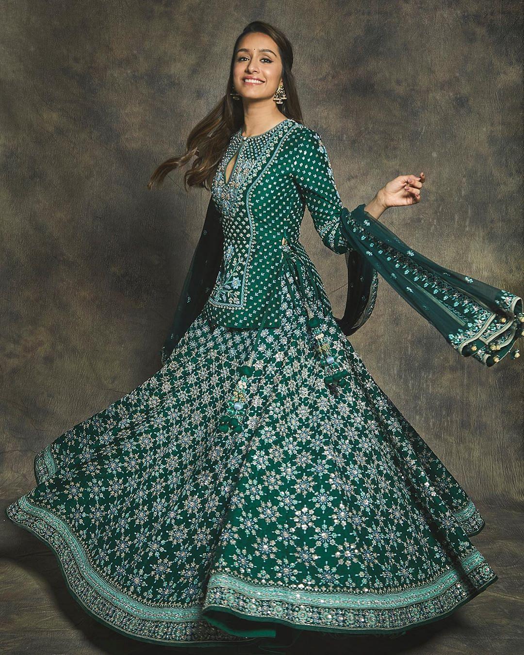 Happy Birthday Shraddha Kapoor - A sneak peek into the B-town star's fashion lookbook