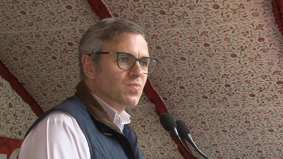 Omar Abdullah tests positive for COVID-19 two days after taking first dose of vaccine
