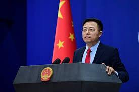 'China has become a authentic IP power': Zhao Lijian