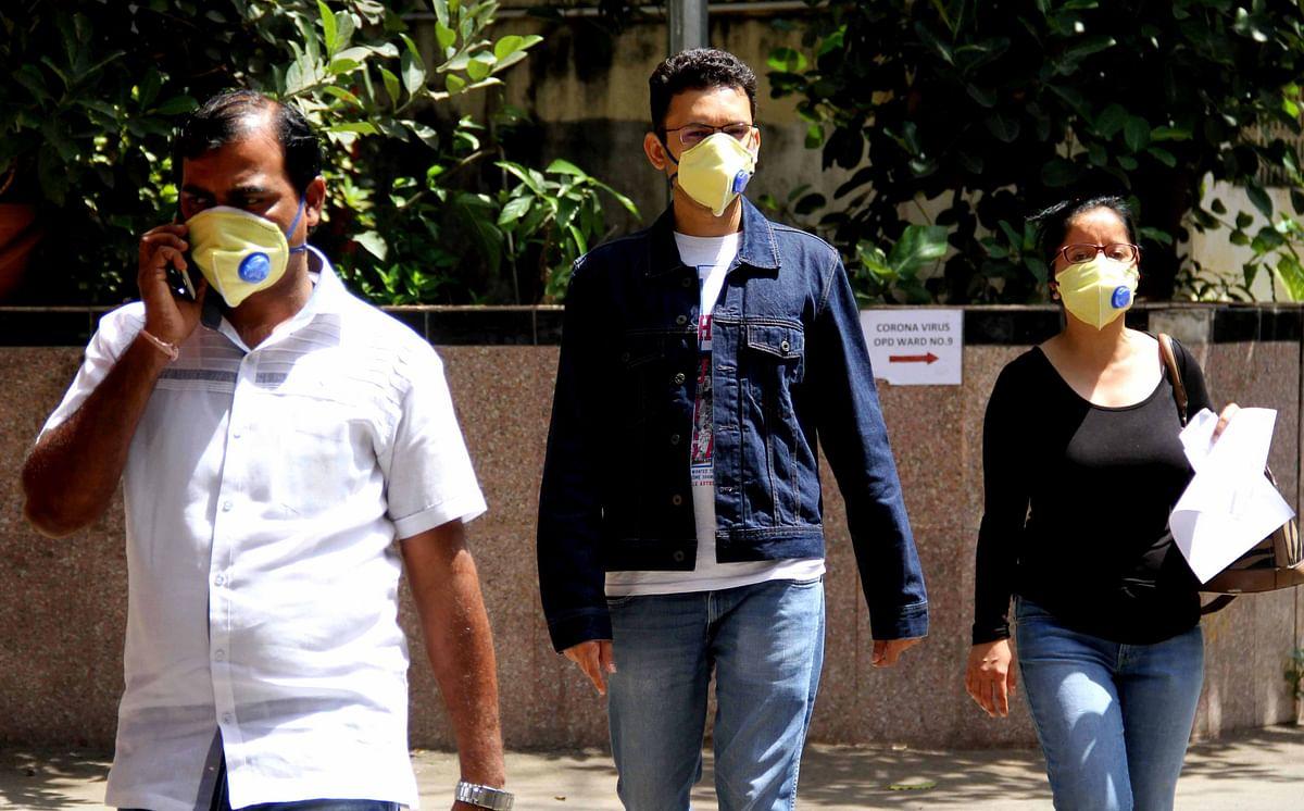 Latest coronavirus update: Thane, Kalyan cops spread virus awareness