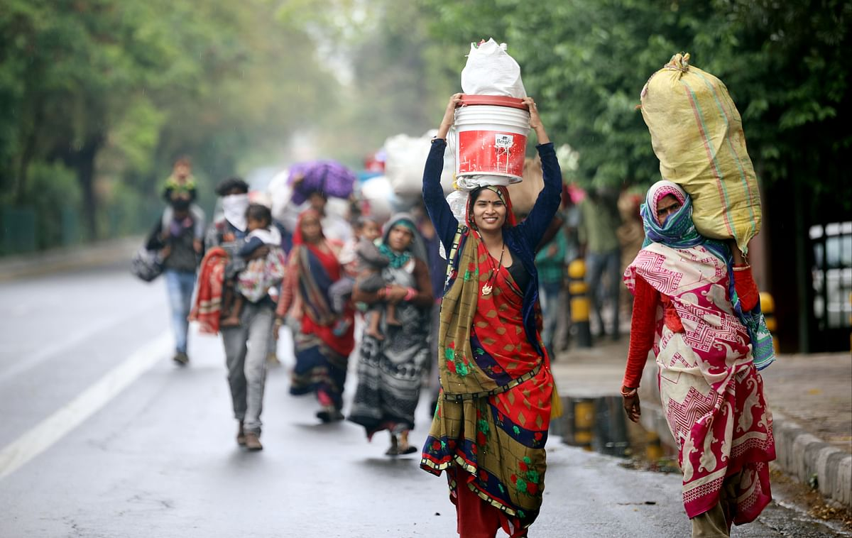 Coronavirus in Mumbai: Home Ministry asks states to support migrant labourers