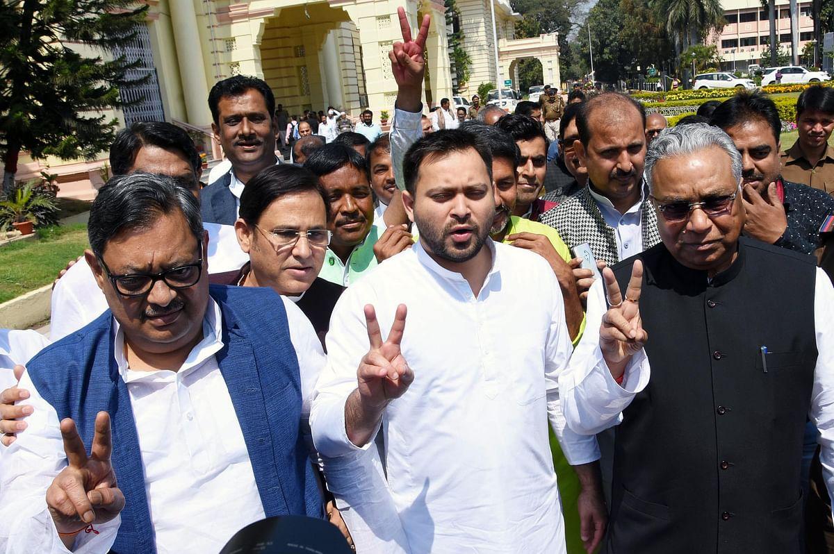 RJD snubs Congress, announces 2 candidates for Rajya Sabha in Bihar