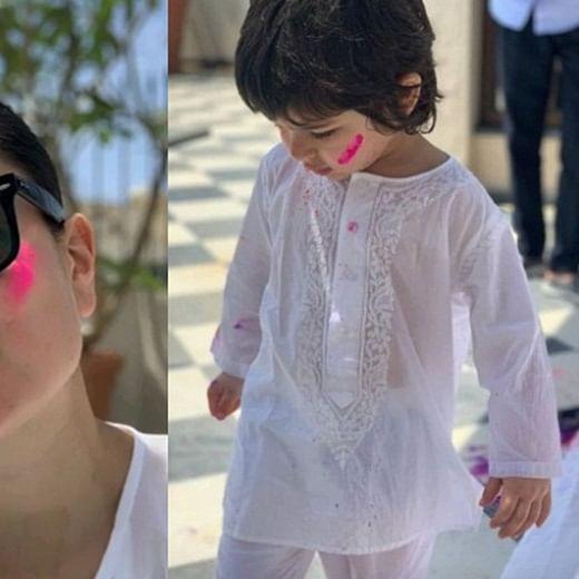 'Holi just got better': Kareena Kapoor Khan shares new Instagram post, says pink is her colour