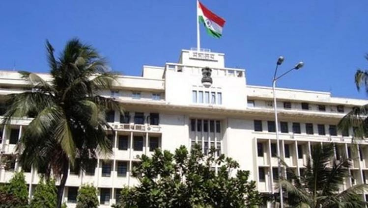 Mumbai: BMC sanitises Mantralaya amid coronavirus lockdown