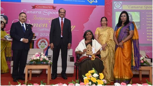 Canara Bank Celebrates International Women's Day
