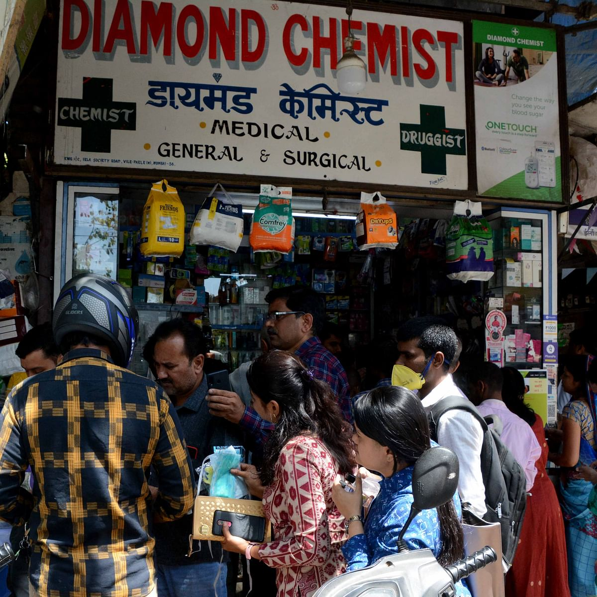 Mumbai: Departmental stores witness surcharge of disinfectants; fear inadequate restock