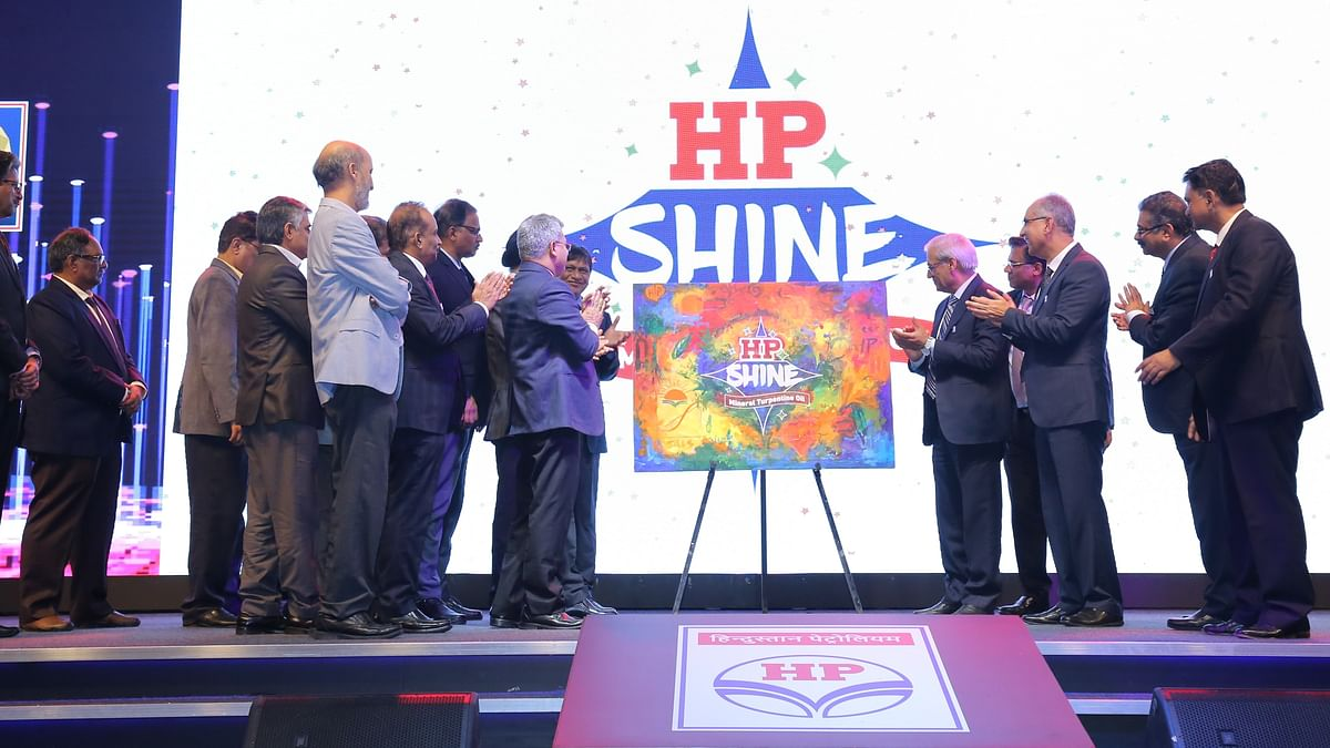 HPCL launches 'HP Shine'