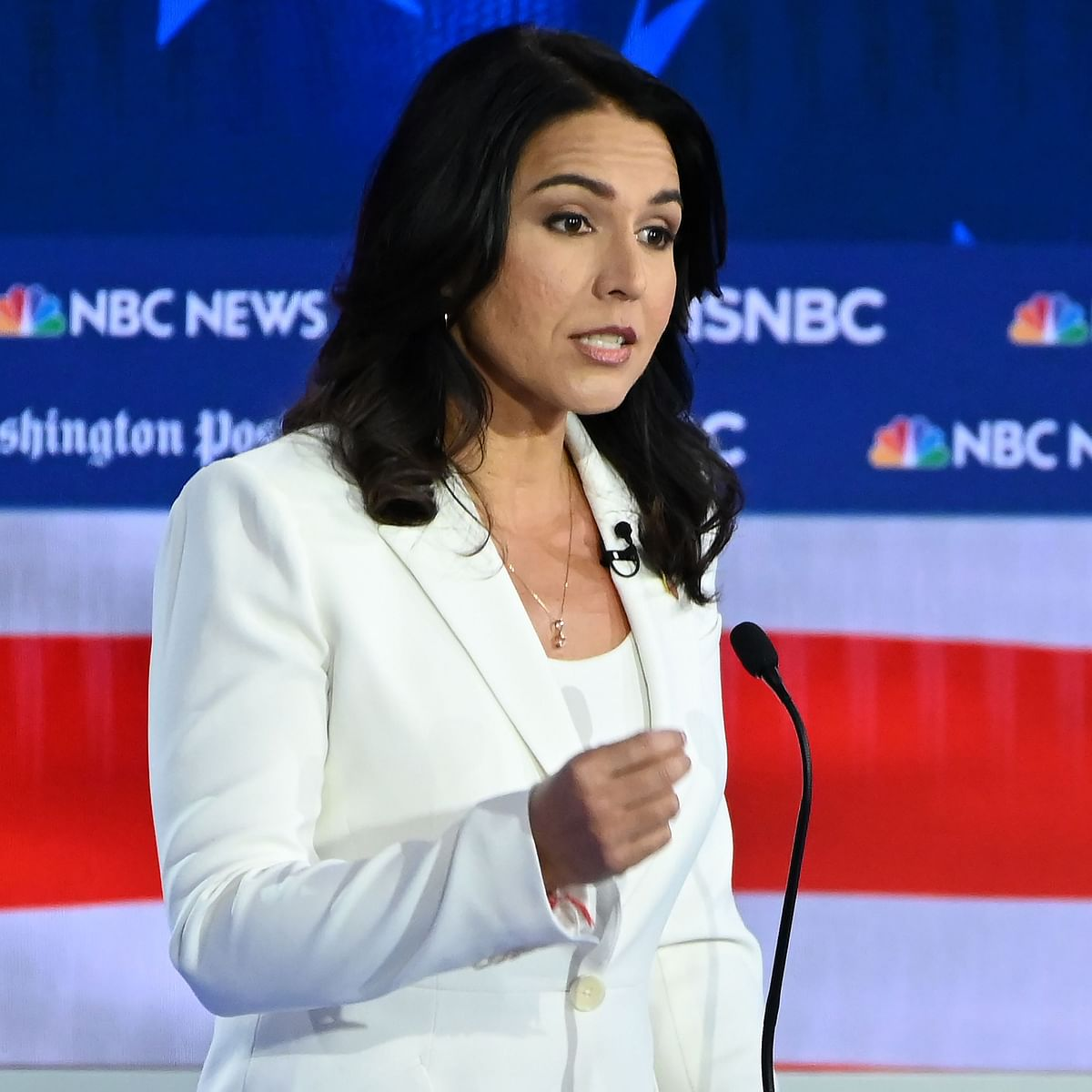 US congresswoman Tulsi Gabbard quits US presidential race, endorses Biden