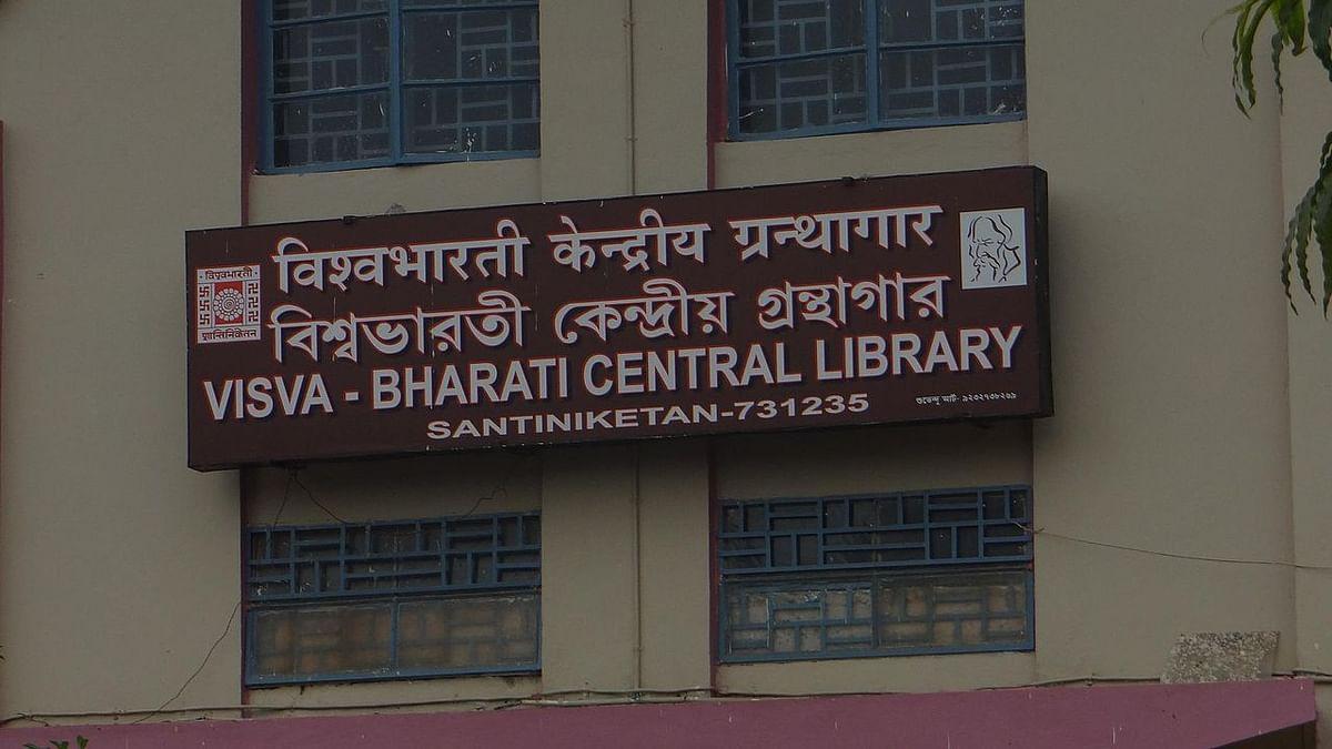 Shantiniketan's Visva Bharati University bears deserted look as coronavirus halts holi celebrations