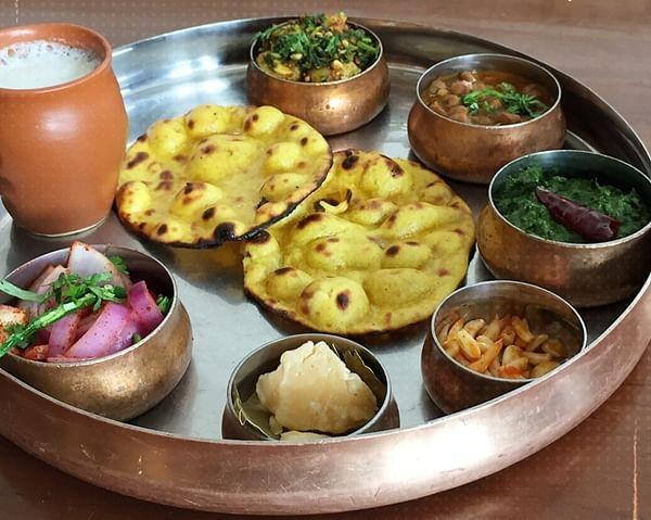Delhi Highway Food Review: De thali!