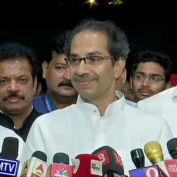 Mumbai: In a first, CM Uddhav Thackeray visits underground Metro