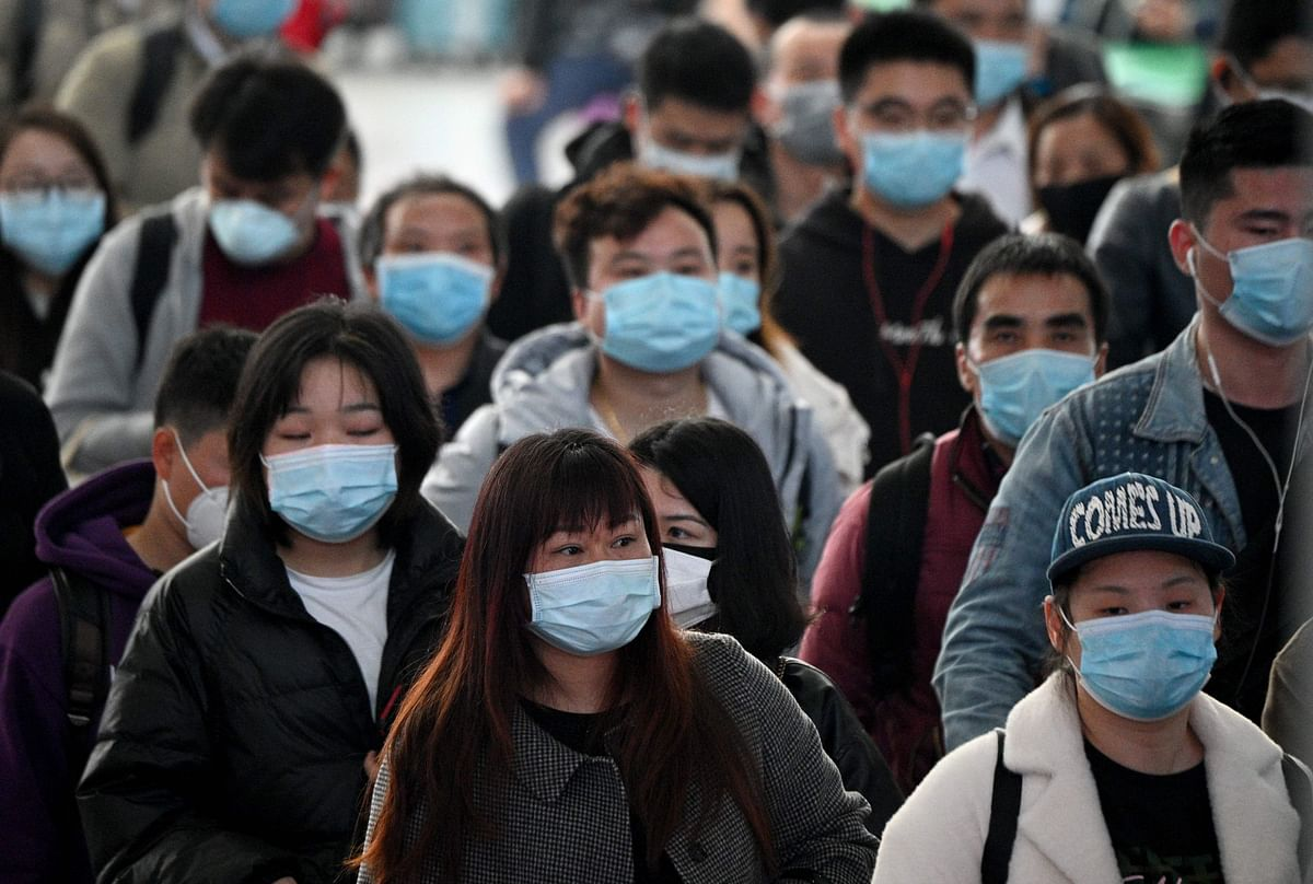 Death toll of coronavirus in China crosses 3,119, confirmed cases mounts to over 80,700