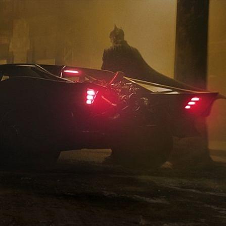 'The Batman' director Matt Reeves reveals first look of the new 'Batmobile'
