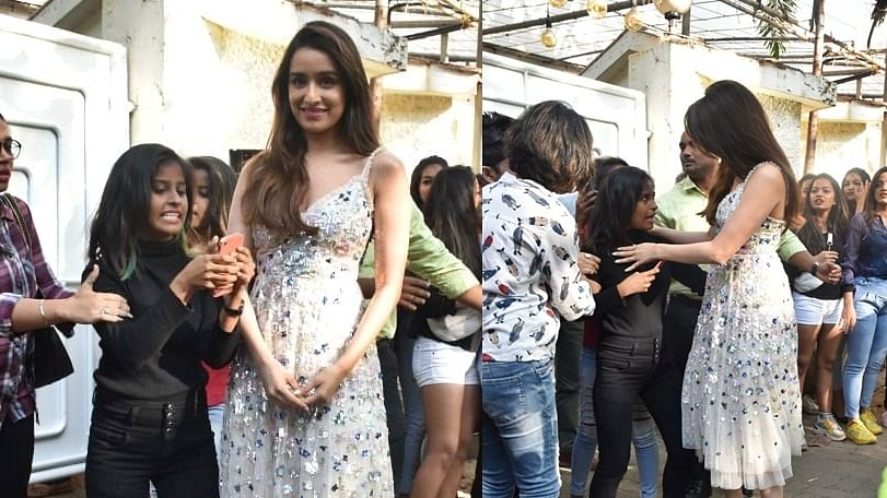 Watch: Birthday girl Shraddha Kapoor saves crazy fan from bodyguards and fulfils her wish