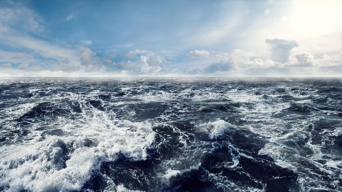 Our planet may have been a 'water world'