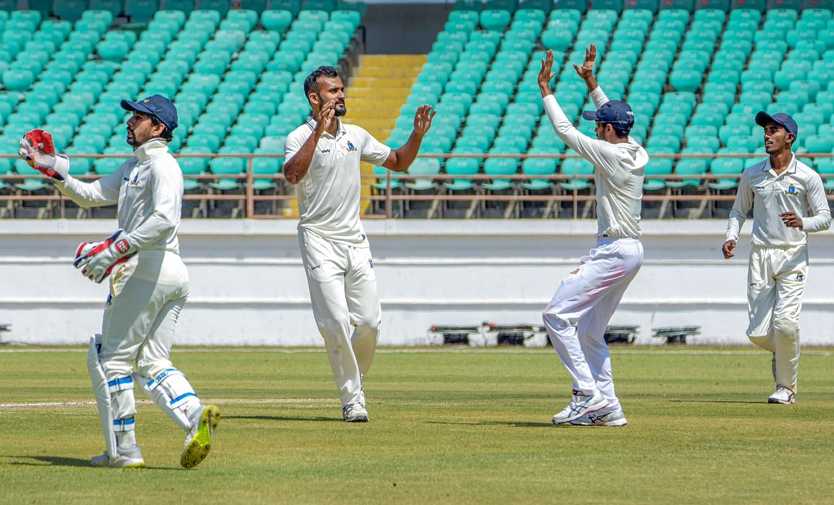 Ranji Trophy finals: Unwell Pujara leaves field as Saurashtra ends day 1 facing Bengal heat