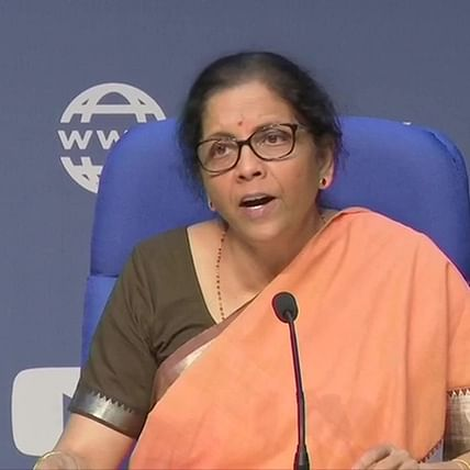 Coronavirus outbreak: FM Nirmala Sitharaman announces relief package worth Rs 1.7 lakh crore