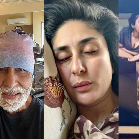 Quarantine Diaries: Amitabh Bachchan, Alia Bhatt, Kareena Kapoor and others did THIS during coronavirus lockdown