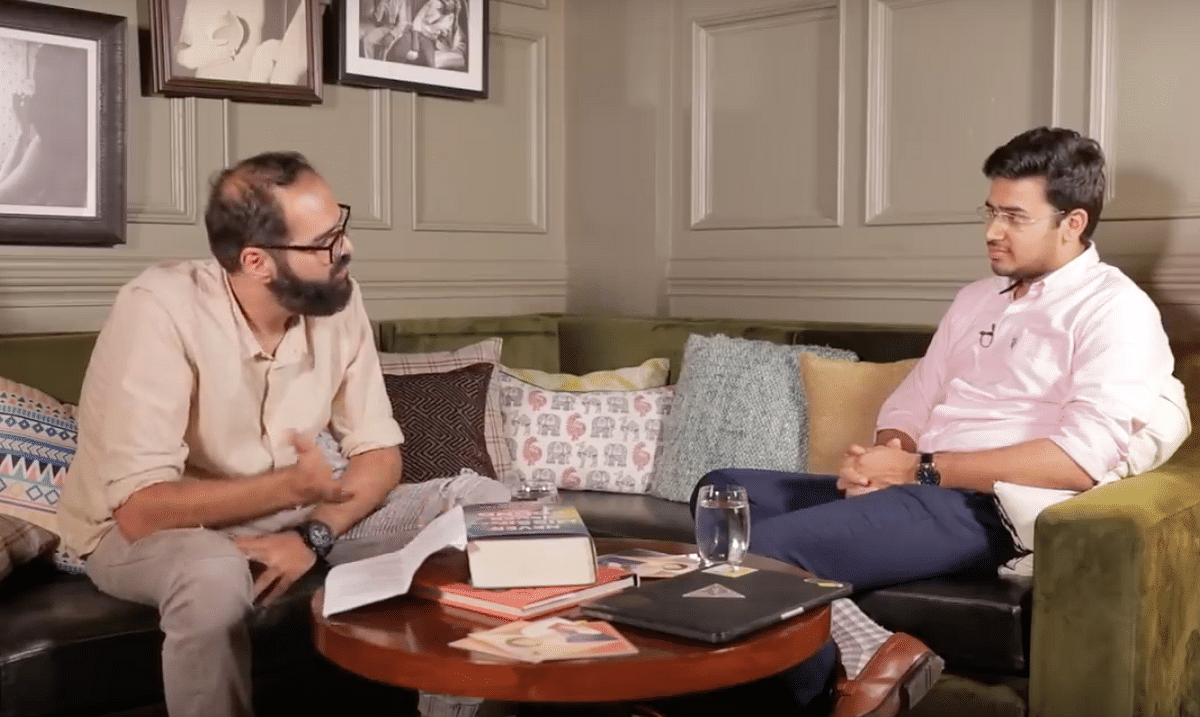 Kunal Kamra takes a jibe at Tejasvi Surya, says he is not 'intelligent or interesting to begin with'