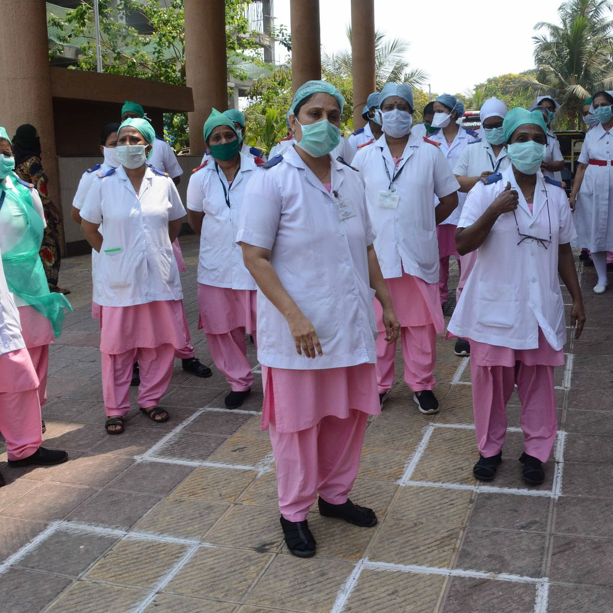 'Need protection beyond this epidemic': Healthcare professionals say over 1,000 doctors are attacked every month in India