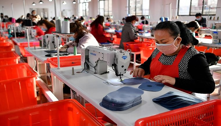 China's manufacturing activity weakens in April as Covid-19 hurts exports
