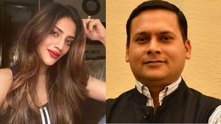 'Focus on your job of using trolls to spread hate': Nusrat Jahan to Amit Malviya