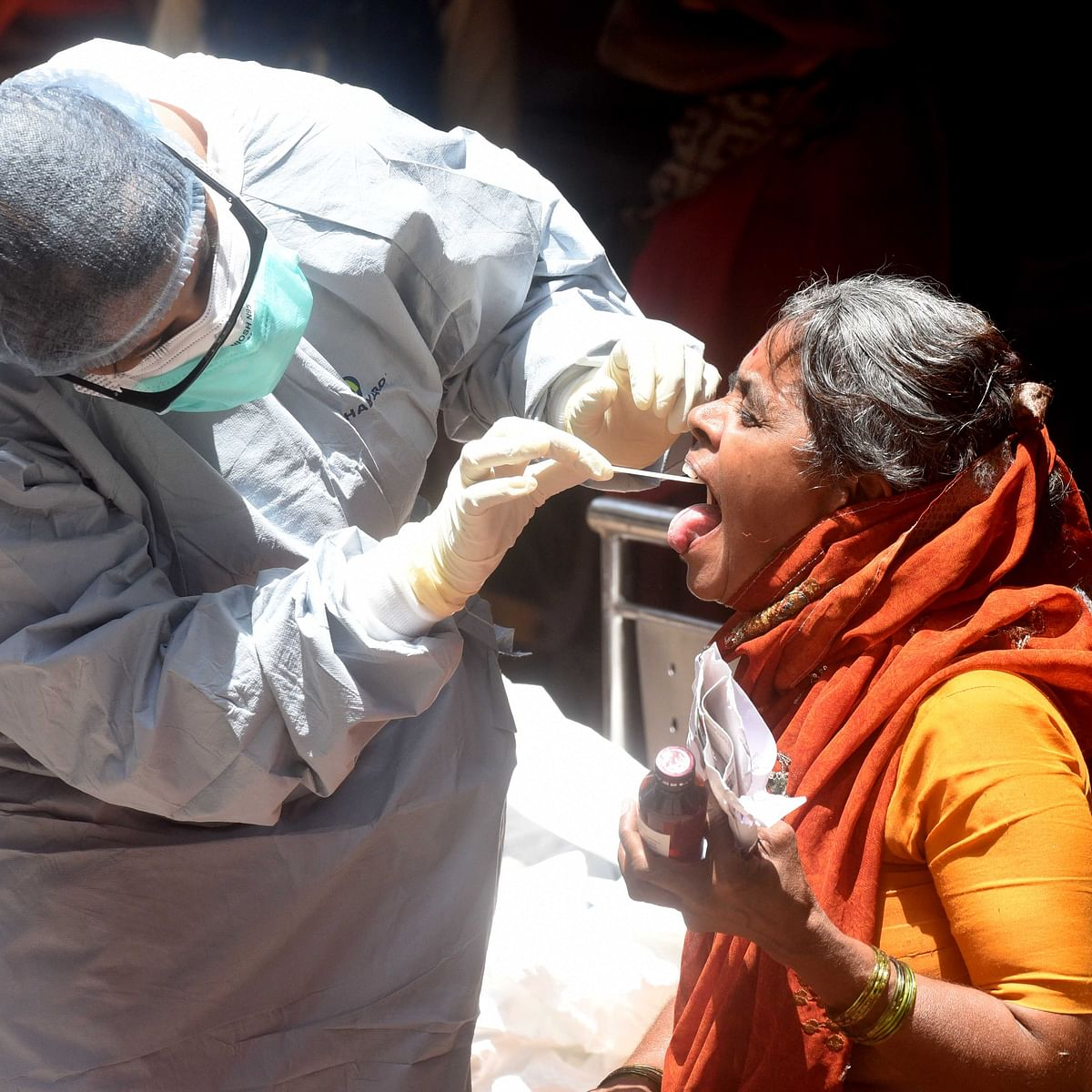 In Pics: Mumbai under coronavirus lockdown -- here's how the city looked on Thursday