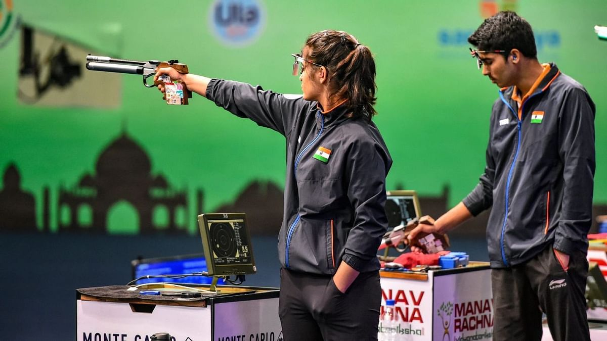 ISSF World Cup slated to be held in Delhi cancelled amid coronavirus pandemic