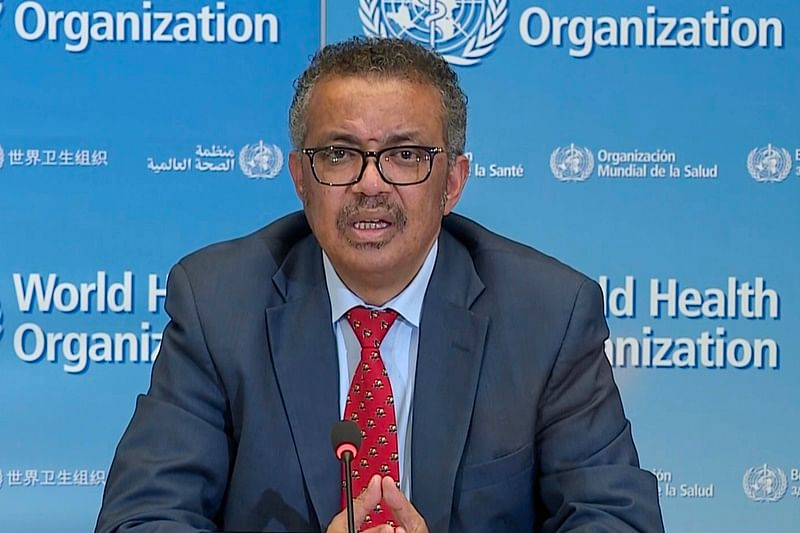 Dear Dr Tedros Ghebreyesus, here are 3 instances where you asked us to listen to WHO during COVID-19 and see where that led us