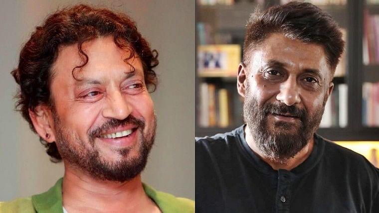 'Kalakaar marte nahi': Vivek Agnihotri mourns Irrfan Khan's untimely demise