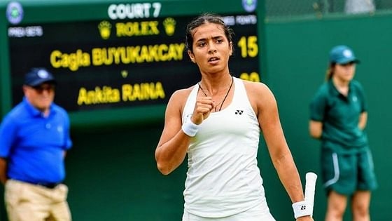 Ankita Raina wins ITF doubles title in Dubai