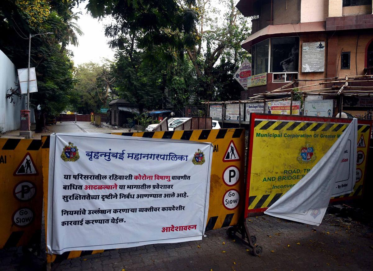 Coronavirus in Mumbai: Matoshree area under scanner after tea boy tests positive for COVID-19