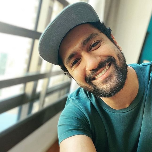 Vicky Kaushal takes the comic route