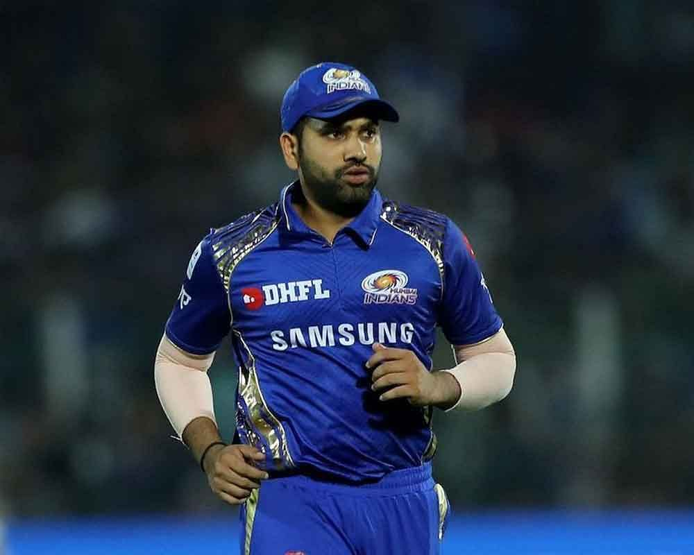 Here's how Mumbai Indians hit-man Rohit Sharma is spending his time amid lockdown