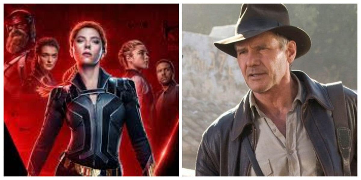'Black Widow', 'The Eternals' and 'Indiana Jones 5' to get new release dates