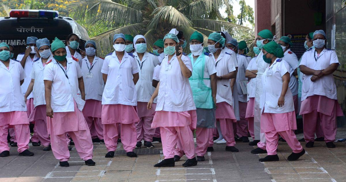 In Pics: Mumbai under coronavirus lockdown -- here's how the city looked on Wednesday