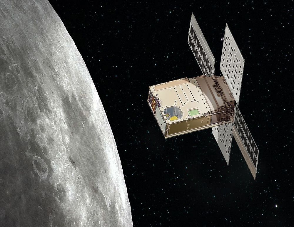 NASA's Lunar Flashlight to search for ice on Moon's surface using lasers
