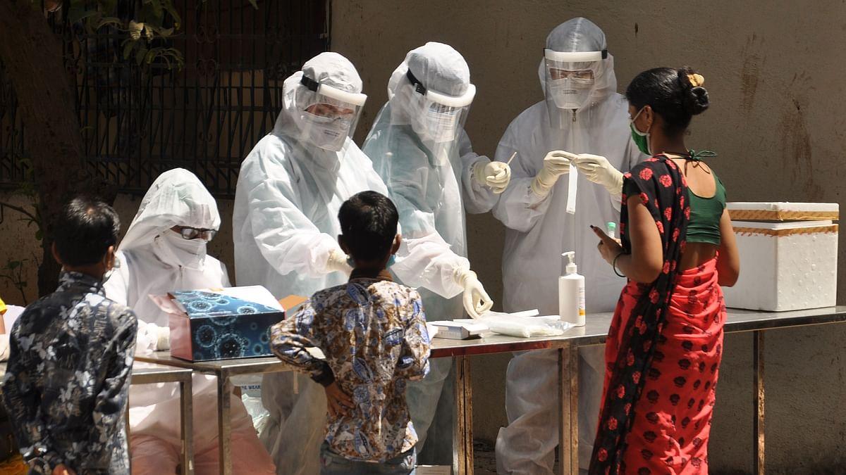 In Pics: Mumbai under coronavirus lockdown -- here's how the city looked on Tuesday