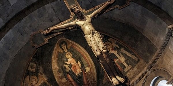 In a first, Christians observe Good Friday in their homes, hearts and online as well