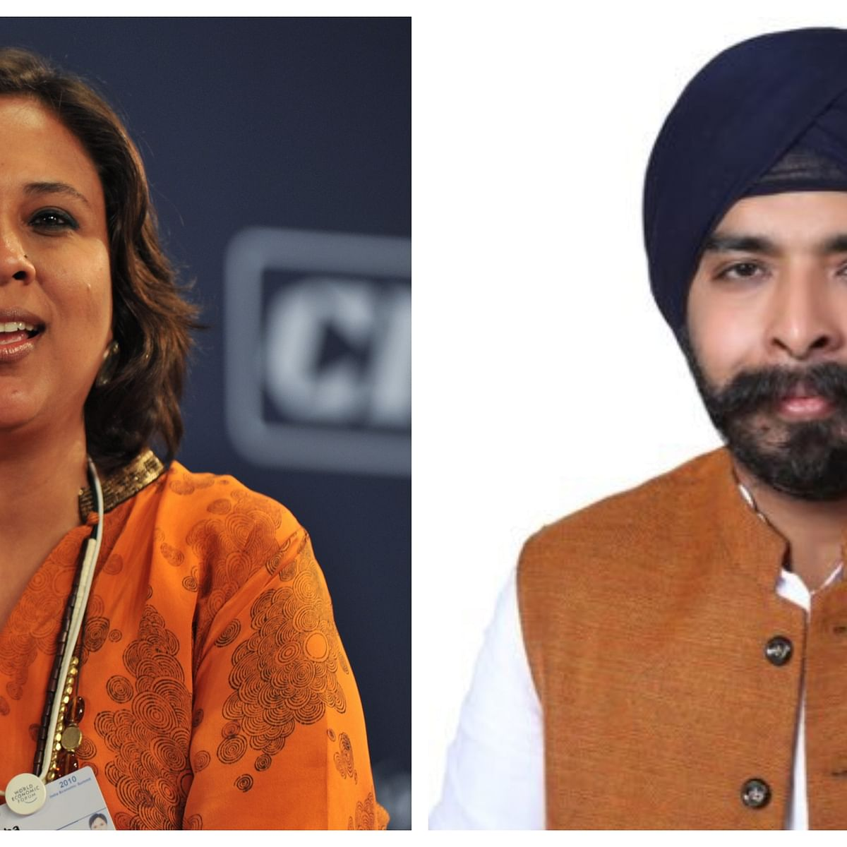 United against a pandemic: Barkha Dutt and Tajinder Bagga plan to team up to deliver rations to poor