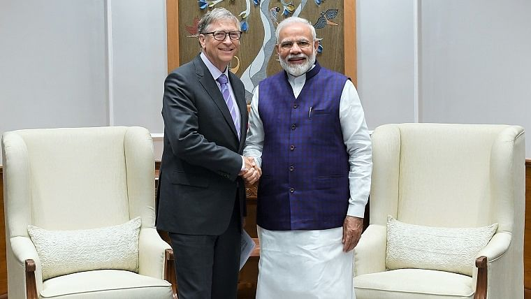 'Great leadership': Bill Gates lauds India's efforts to end COVID-19 pandemic