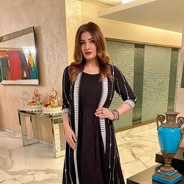 Raveena Tandon starts campaign to stop attacks on medical fraternity
