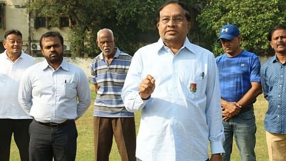 ex-BCCI umpire Ganesh Iyer