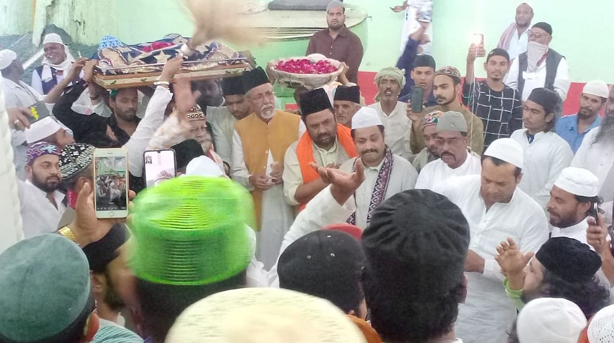 Coronavirus in Rajasthan: Despite Nizamuddin fiasco, over 100 people congregate at Dargah in Ajmer yesterday