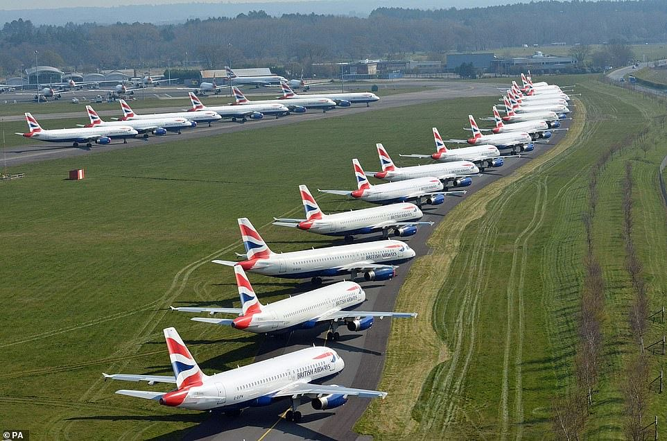 British Airways launches probe amid claims of air hostess offering in-flight 'adult' entertainment