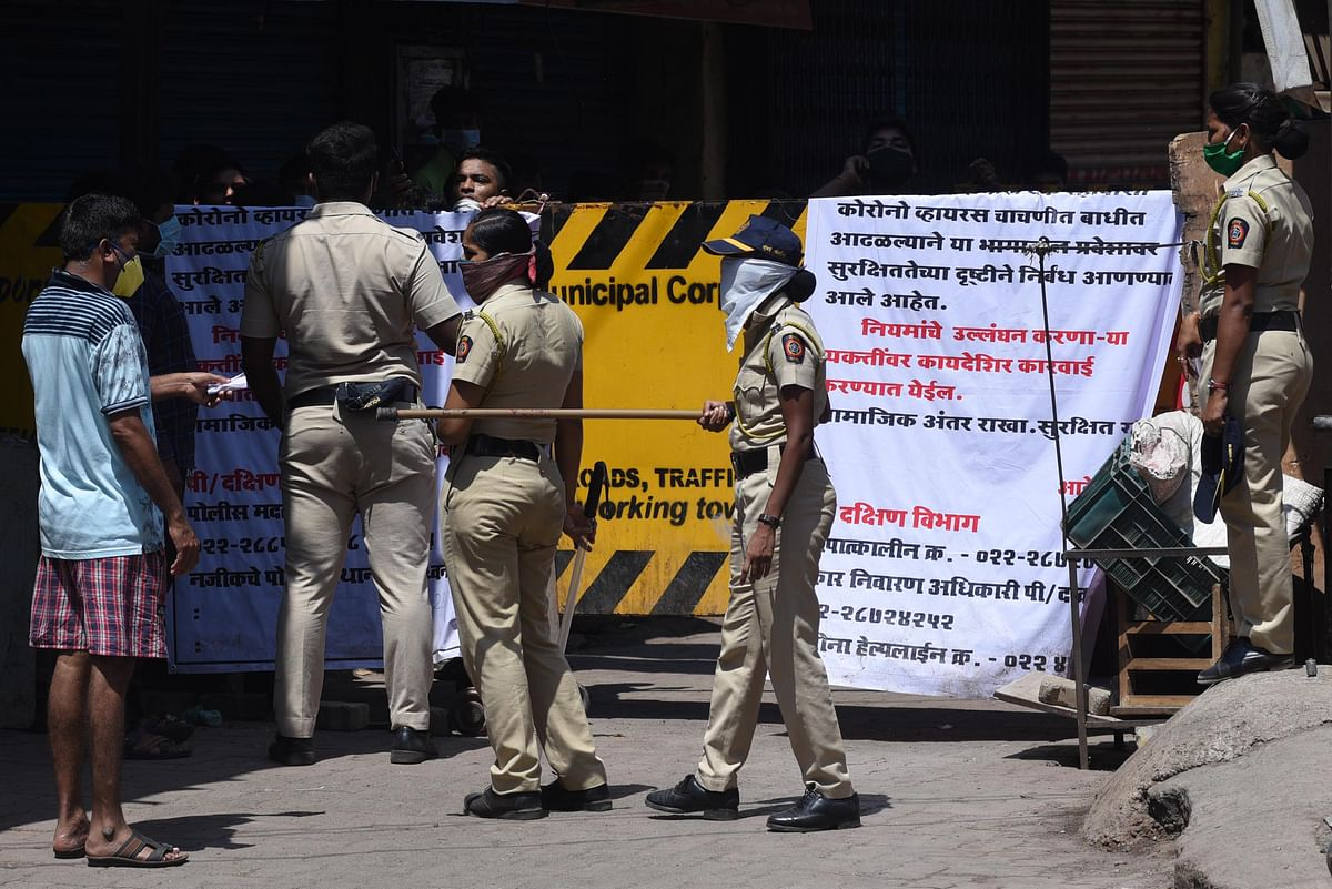 Coronavirus in Mumbai: Two buildings sealed near Dadar's Portuguese church after a woman tests positive